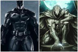 Siêu anh hùng Marvel và DC giống nhau 'lú cái đầu', bên nào dùng hàng nhái?