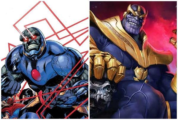 Siêu anh hùng Marvel và DC giống nhau lú cái đầu, bên nào dùng hàng nhái?-4
