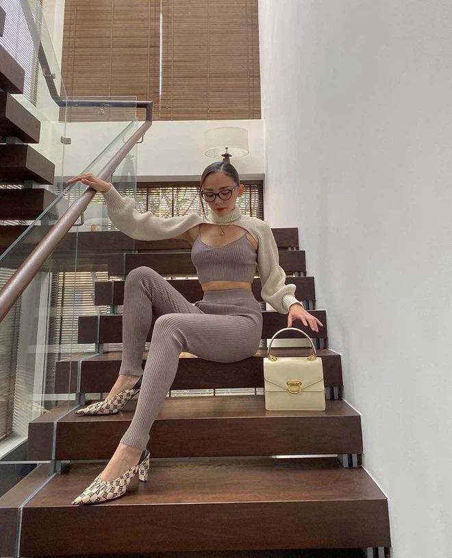 Hoàng Touliver lên trình chụp ảnh cho Tóc Tiên trông như cao 1m8-7