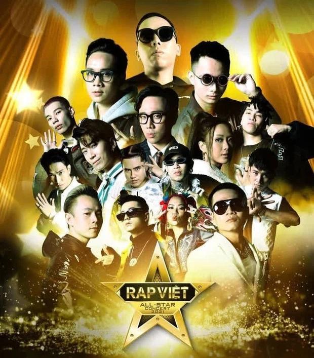 Karik chống nạng xuất hiện tại buổi tổng duyệt, vẫn quẩy tại Rap Việt Concert?-7