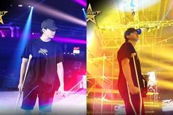 Karik chống nạng xuất hiện tại buổi tổng duyệt, vẫn 'quẩy' tại Rap Việt Concert?