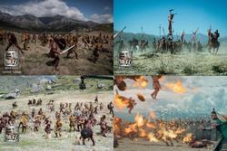Cảnh chiến đấu trong phim Tam Quốc mới