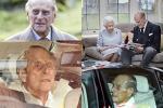 Những hình ảnh cuối cùng của Hoàng tế Philip trước khi qua đời ở tuổi 99