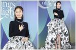 Lâm Tâm Như đeo trang sức giá gần trăm tỷ