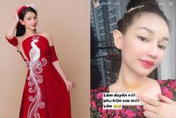 MC Quỳnh Chi khoe 'phụ kiện sẹo' sau phẫu thuật ung thư tuyến giáp