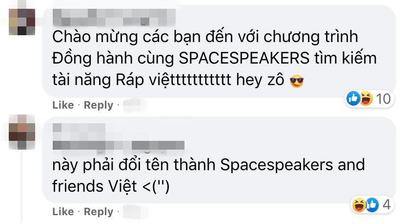 HOT: Binz và hội anh em SpaceSpeakers xâm chiếm Rap Việt mùa 2-4