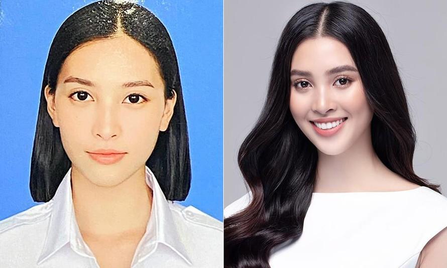 Tiểu Vy gây sốt với ảnh thẻ đúng chuẩn hệ Hoa hậu-1