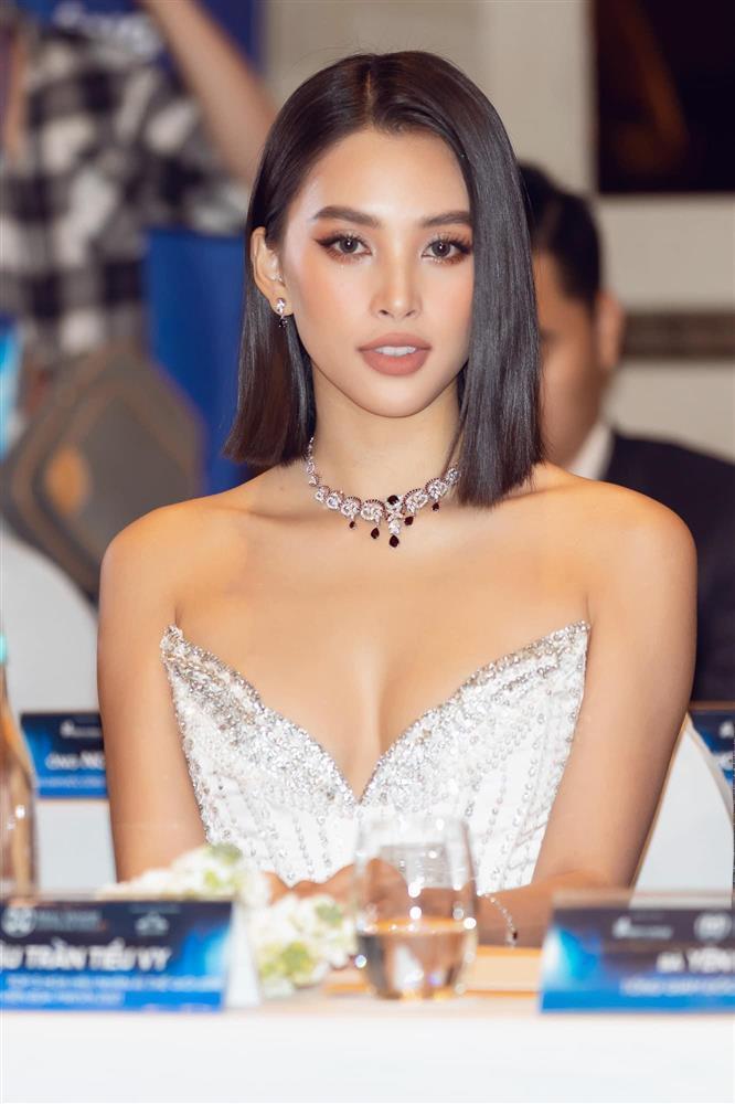 Tiểu Vy gây sốt với ảnh thẻ đúng chuẩn hệ Hoa hậu-4