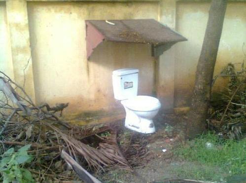 Tuyển tập các kiểu nhà vệ sinh thiết kế chẳng giống ai, đánh đố người sử dụng-3