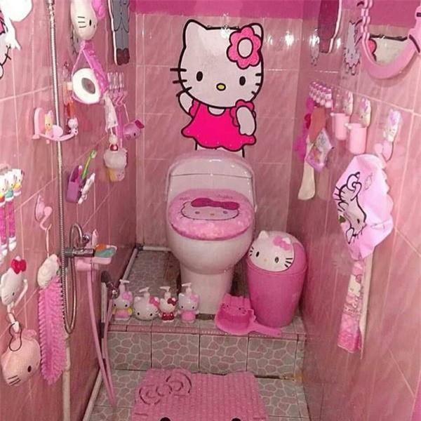 Tuyển tập các kiểu nhà vệ sinh thiết kế chẳng giống ai, đánh đố người sử dụng-7