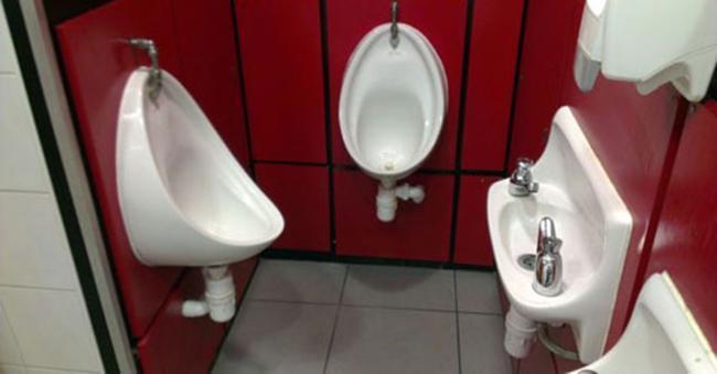 Tuyển tập các kiểu nhà vệ sinh thiết kế chẳng giống ai, đánh đố người sử dụng-10