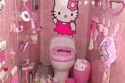 Tuyển tập các kiểu nhà vệ sinh thiết kế chẳng giống ai, đánh đố người sử dụng