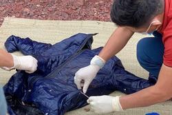 Tìm tung tích nạn nhân từ bộ xương dạt vào bãi biển Nghệ An