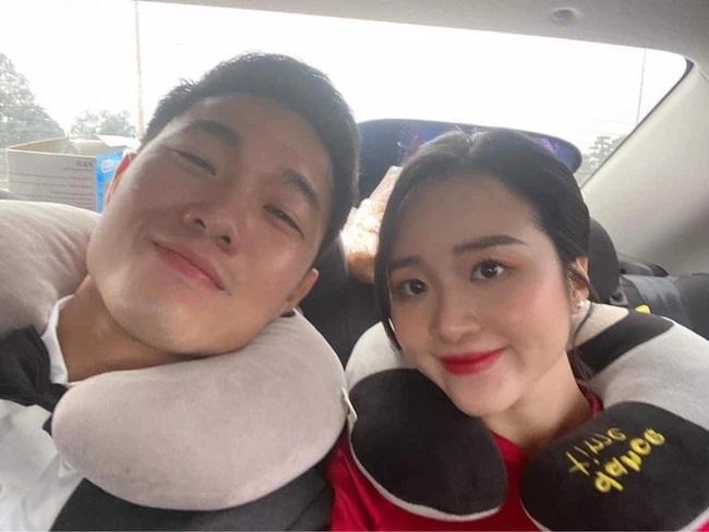 Chia sẻ hiếm hoi của Nhuệ Giang sau đám hỏi với Xuân Trường-2