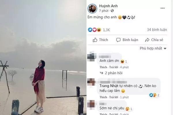 Quang Hải có bồ mới, Huỳnh Anh liên tiếp  vương vấn tình cũ-3