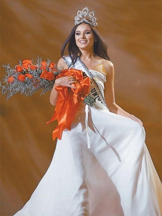 Hoa hậu Hoàn vũ bị truất ngôi duy nhất trong lịch sử giờ ra sao?-1