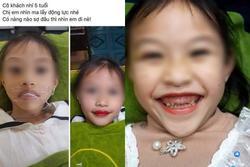 Bé 5 tuổi xăm môi: Bố mẹ bé thách thức 'ai chửi tự khẩu nghiệp'