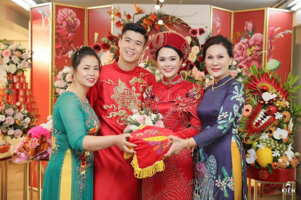 Các Wags Việt ngày ăn hỏi: Người xinh đẹp, người bị dìm thê thảm-7