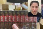 Nữ giáo viên ở Hà Nội liên quan đến đường dây buôn lậu thuốc lá