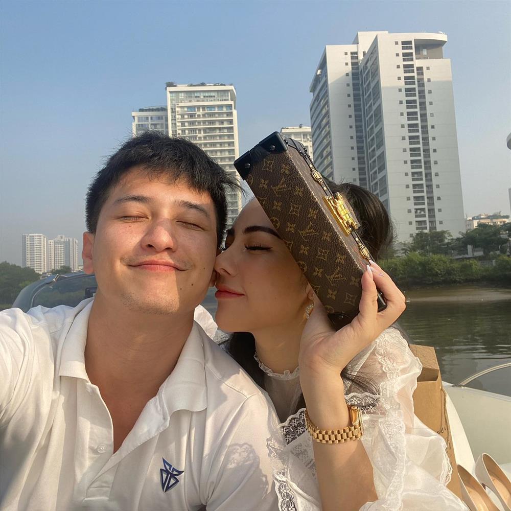 Gọi single mom là vợ, Huỳnh Anh bị vặn: Đã cưới chưa?-4