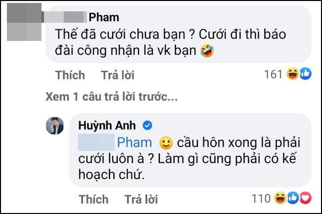 Gọi single mom là vợ, Huỳnh Anh bị vặn: Đã cưới chưa?-2