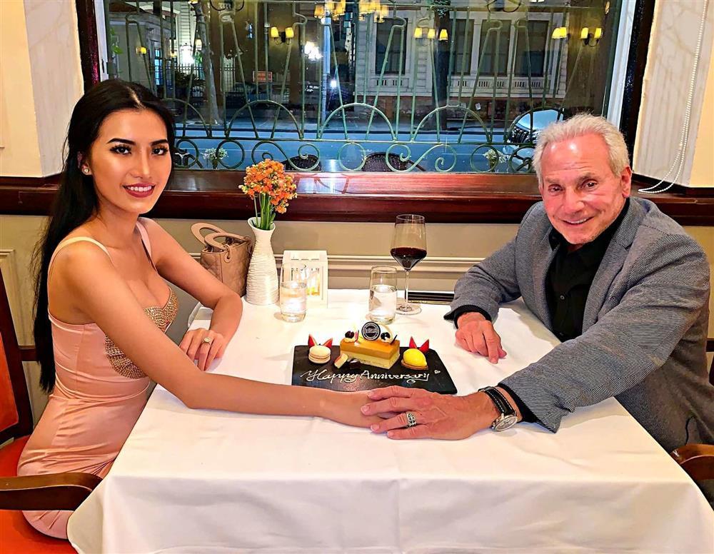 Gái Việt 27 chia tay tỷ phú 73 bất ngờ đi thi hoa hậu-8
