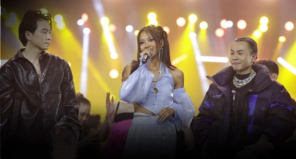 Đêm nhạc Rap Việt: Hoành tráng nhưng lộn xộn-1
