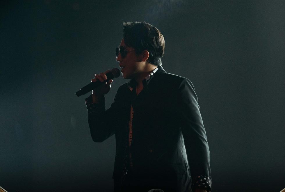 Đêm nhạc Rap Việt: Hoành tráng nhưng lộn xộn-2