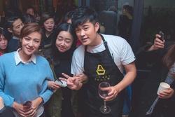 Quán lẩu mỹ nam Trần Hách sập trần, 2 người đang ăn phải cấp cứu