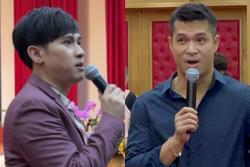 Nguyên Vũ và Trương Thế Vinh từng 'trở mặt' vì một bài hát