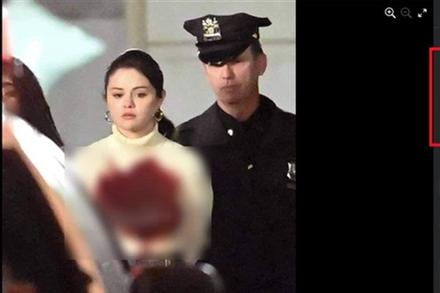 Facebook rầm rộ hình ảnh Selena Gomez bị bắt khẩn cấp với trang phục đầy máu và sự thật