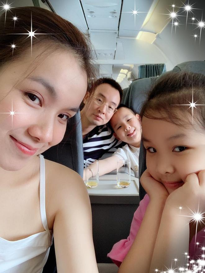 Hoa hậu Thùy Lâm trong lần hiếm hoi chia sẻ về cuộc sống hôn nhân-2