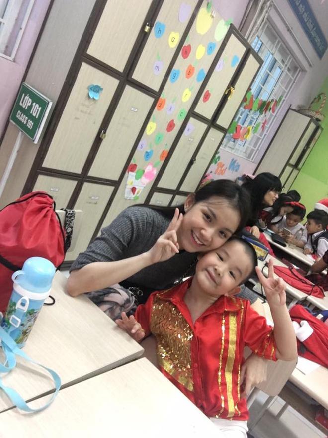 Hoa hậu Thùy Lâm trong lần hiếm hoi chia sẻ về cuộc sống hôn nhân-4