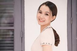 Hoa hậu Thùy Lâm trong lần hiếm hoi chia sẻ về cuộc sống hôn nhân