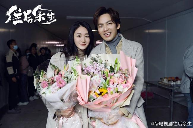 Chung Hán Lương đóng máy phim mới sau Cẩm Tâm Tựa Ngọc, nhan sắc được khen nức nở-2