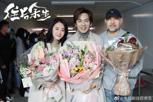 Chung Hán Lương đóng máy phim mới sau Cẩm Tâm Tựa Ngọc, nhan sắc được khen nức nở-3