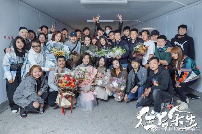 Chung Hán Lương đóng máy phim mới sau Cẩm Tâm Tựa Ngọc, nhan sắc được khen nức nở-4