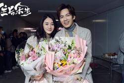 Chung Hán Lương đóng máy phim mới sau 'Cẩm Tâm Tựa Ngọc', nhan sắc được khen nức nở