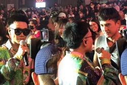 Wowy như 'tấm chiếu mới' trong lần đầu làm MC, Lương Thế Thành nhầm Trương Thế Vinh