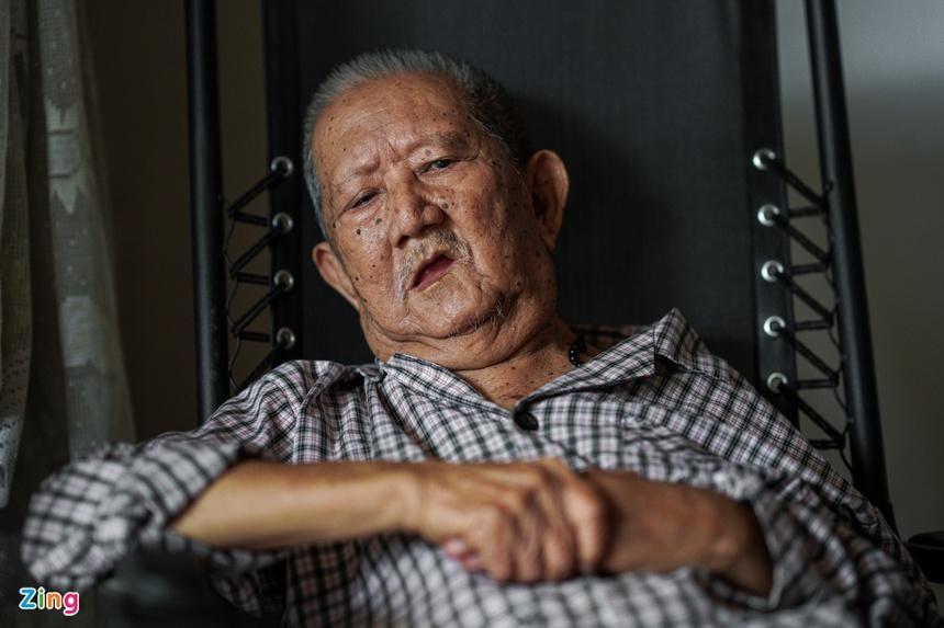 Nghệ sĩ Mạc Can tuổi 76: Sức khỏe yếu, không nhận ra người quen-1