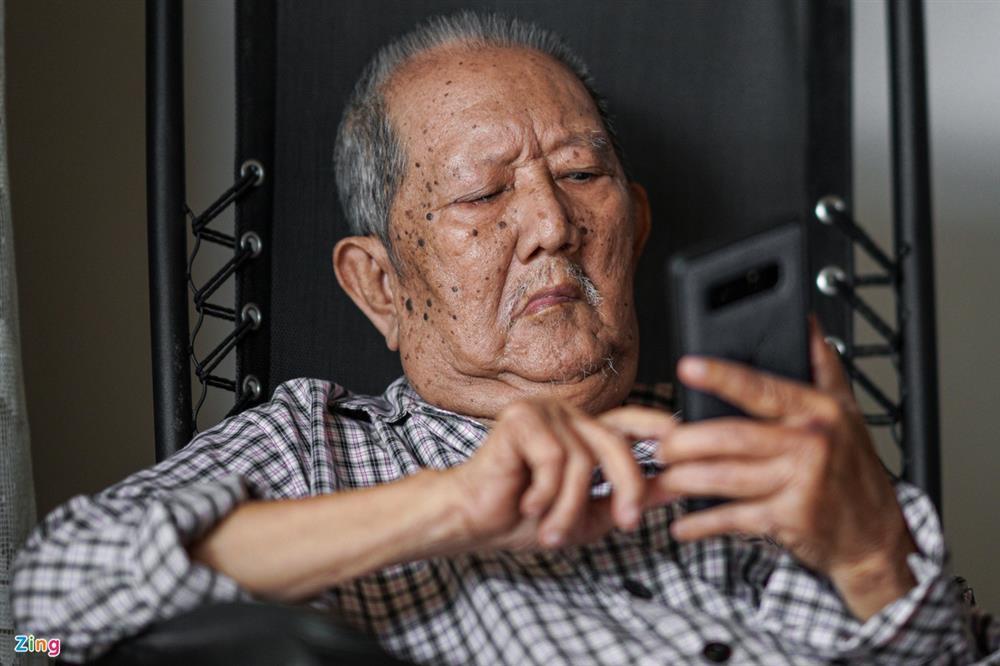 Nghệ sĩ Mạc Can tuổi 76: Sức khỏe yếu, không nhận ra người quen-3