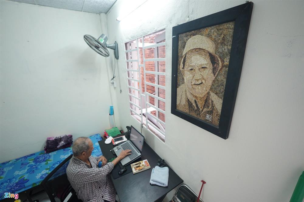 Nghệ sĩ Mạc Can tuổi 76: Sức khỏe yếu, không nhận ra người quen-7