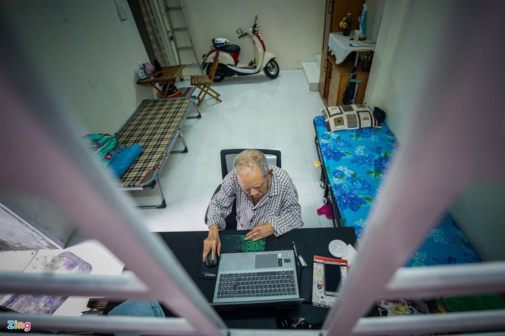 Nghệ sĩ Mạc Can tuổi 76: Sức khỏe yếu, không nhận ra người quen-9