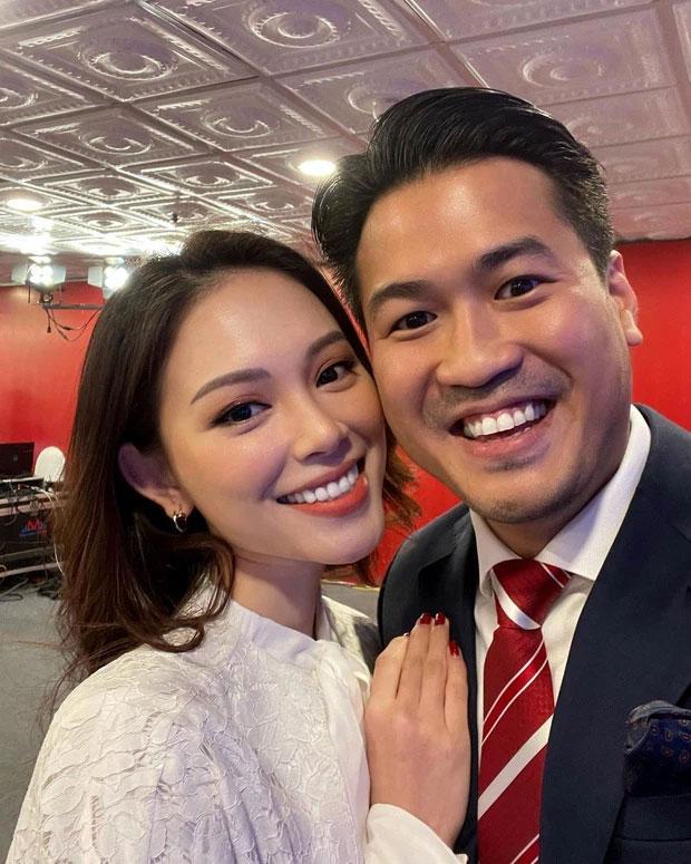 Linh Rin liên tiếp lộ bằng chứng sắp vào làm dâu cùng nhà Hà Tăng-1