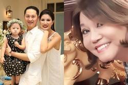 Hình ảnh và thông tin cực hiếm về mẹ chồng Trang Trần