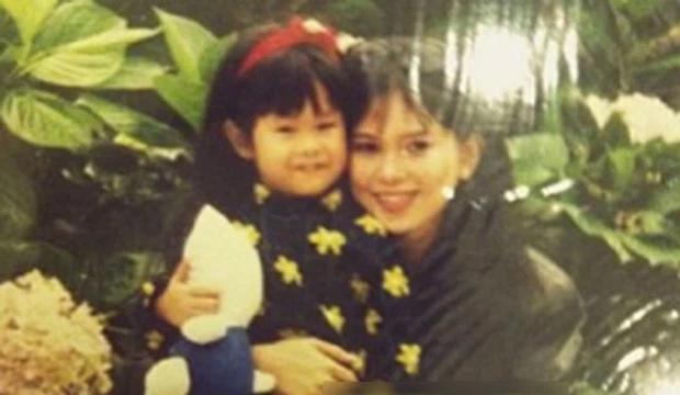 Nhan sắc cực phẩm ăn đứt hội hot girl của mẹ chồng Hà Tăng ngày trẻ-5