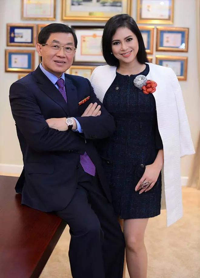 Nhan sắc cực phẩm ăn đứt hội hot girl của mẹ chồng Hà Tăng ngày trẻ-1