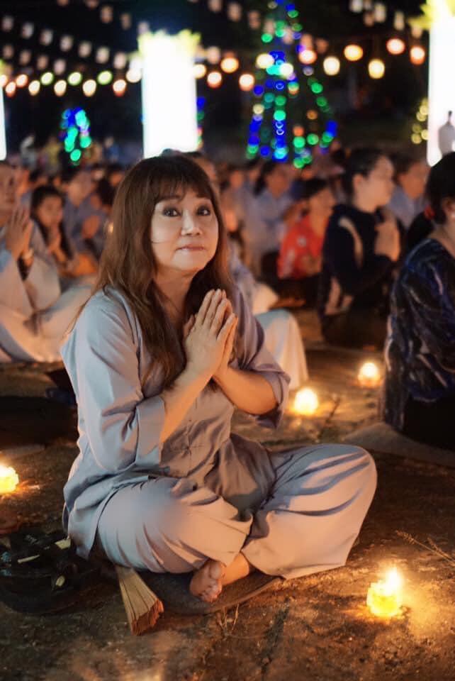 Hình ảnh và thông tin cực hiếm về mẹ chồng Trang Trần-1