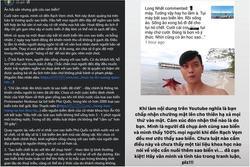 Bênh vụ check-in sao biển, travel blogger Hà Mạnh lập tức bị tương 'đá tảng'