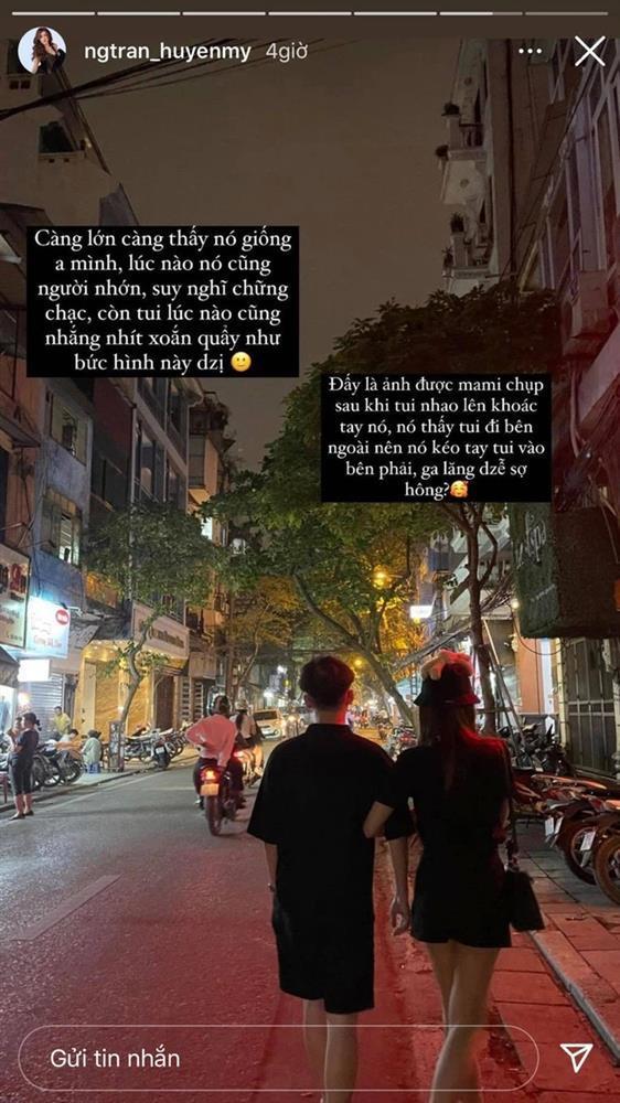 Em trai Á hậu Huyền My lại giật spotlight, diện vest bảnh tỏn đúng chuẩn soái ca-3